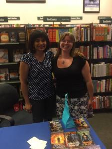Meeting Nalini Singh