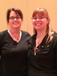 Meeting the amazing Sherrilyn Kenyon