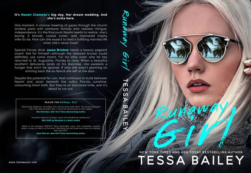 Runaway Girl_Tessa Bailey_fullwrapv2